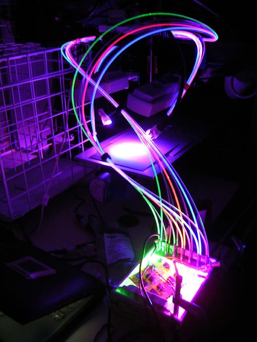 escaner multiespectral