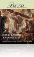 revista La Atalaya, editada por los Testigos de Jehová