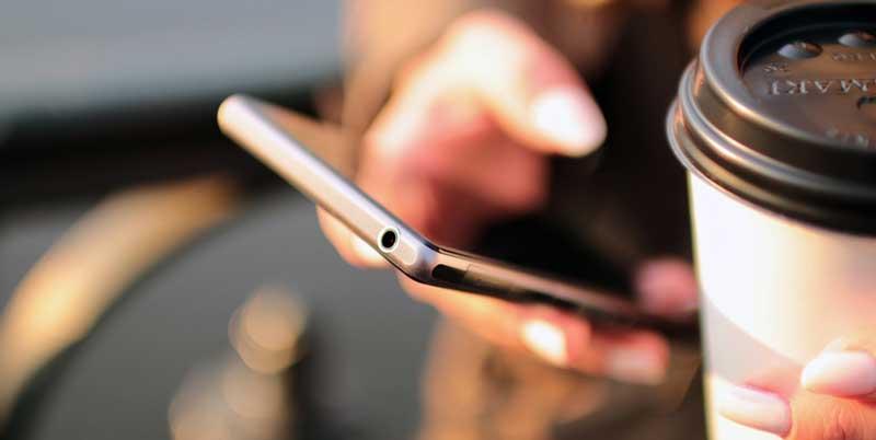 Soltar el móvil mejora tu vida