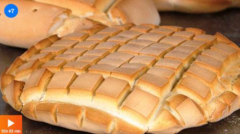 reportaje de RTVE sobre el Pan: Al pan pan