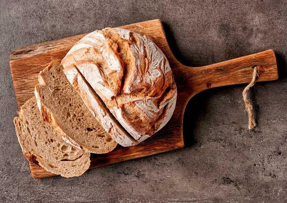 Receta de Pan con Monsieur Cuisine