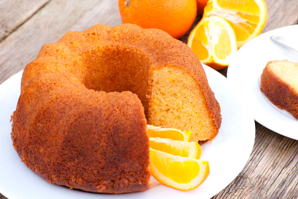 bizcocho naranja monsieur cuisine