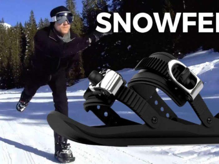 snowfeet