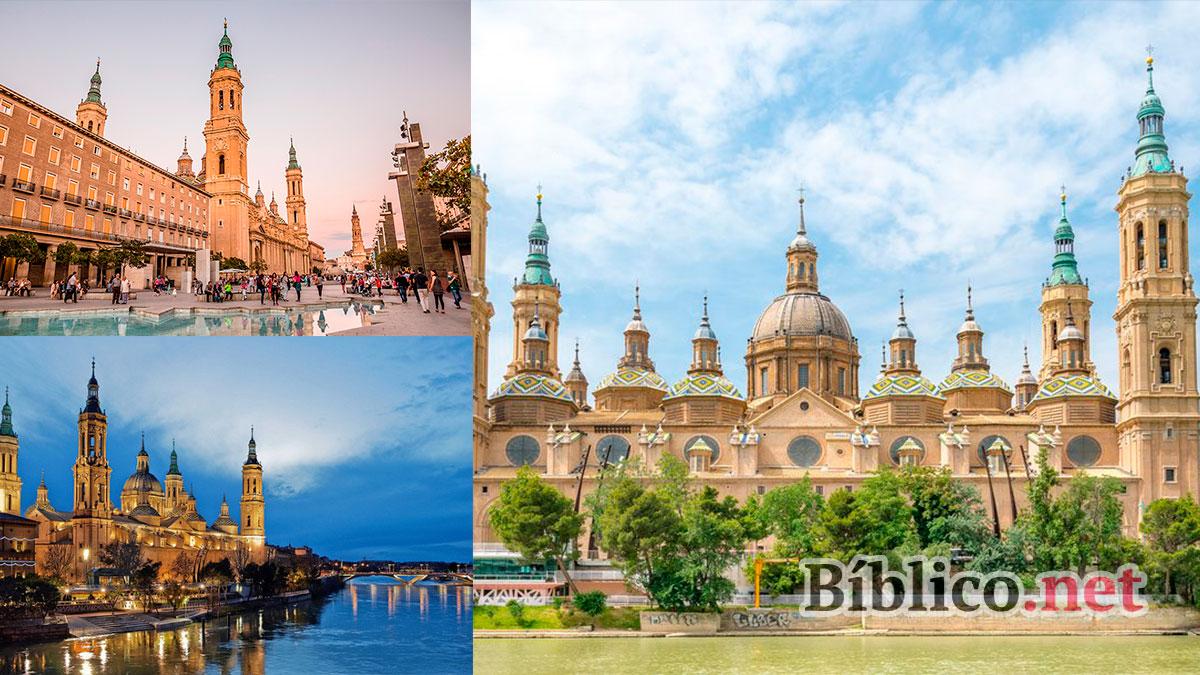Fotos de la basílica del Pilar en Zaragoza