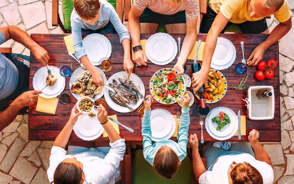 Comidas rápidas para tu familia en menos de 20 minutos
