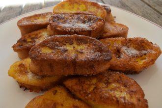 receta tradicional torrijas monsier cuisine